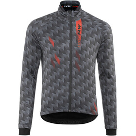 Northwave Extreme 3 Total Protection Jacket Men black/grey/red
